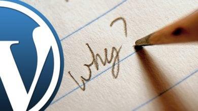 Photo of Warum Sie auf jeden Fall Wordpress wählen sollten