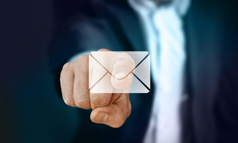 Photo of Blog-Artikel per E-Mail schreiben